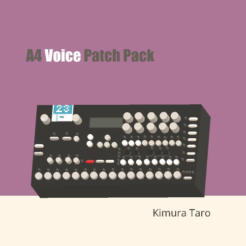 A4 Voice Patch Pack