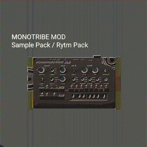 MONOTRIBE MOD Sample Pack / Rytm Pack