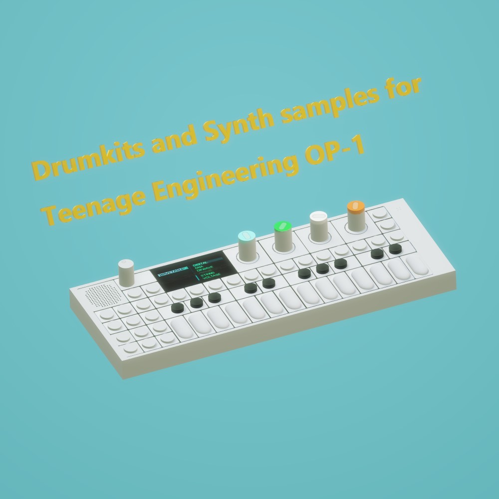 Samples for OP-1